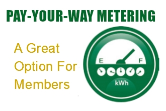 Pay-Your-Way Metering
